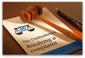 Complain to the Ombudsman